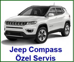 Jeep Compass Özel Servis Ankara