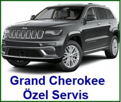 Jeep Grand Cherokee Özel Servis Ankara