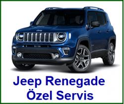 Jeep Renegade Özel Servis Ankara