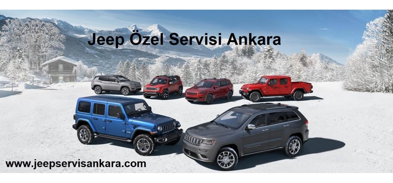 Jeep Servis Ankara